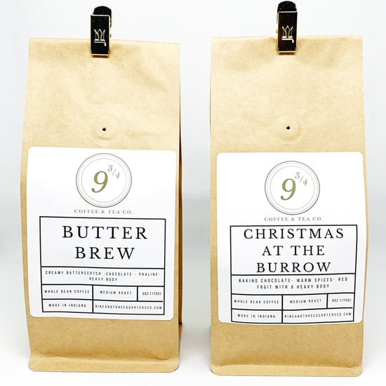 Etsy's Harry Potter Coffee Blends Taste Like Butterbeer