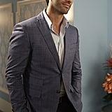 When He's Dressed Up Like a Fancy Businessman