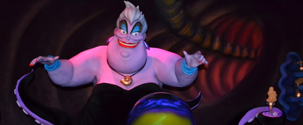 Disneyland Animatronic Ursula's Head Fell Off