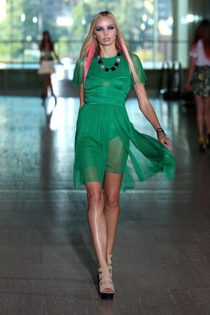 Lisa Ho Spring/Summer 2012-2013