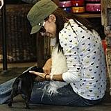 New Puppy Alert! Eva Longoria