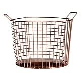 H&M Large Metal Wire Basket