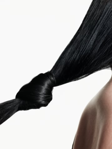 The How-To Lounge: Getting Shiny Hair