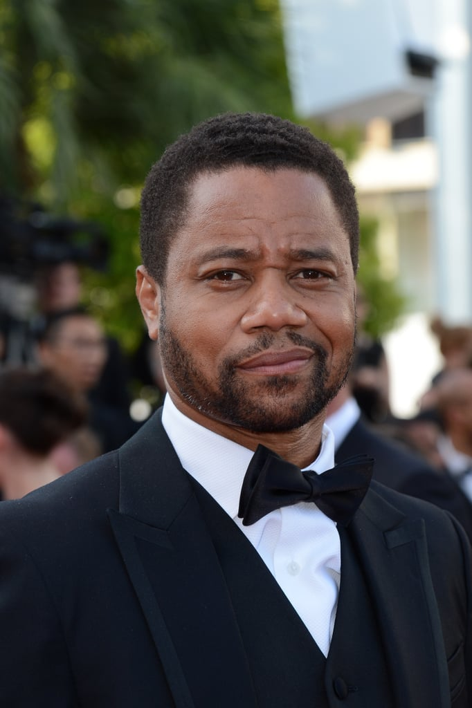 Cuba Gooding Jr. came out for the premiere of The Paperboy  at the Cannes Film Festival.