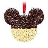 Mickey Mouse Krispie Treat Ornament