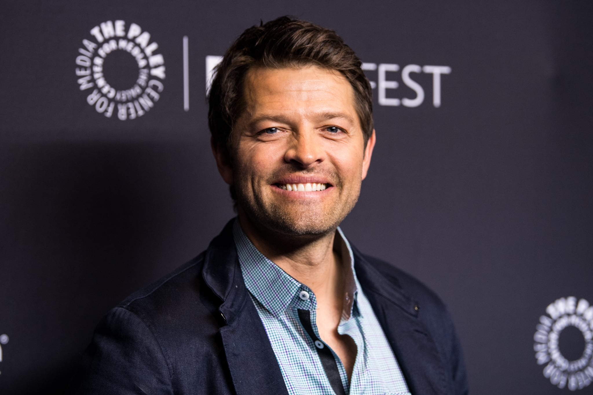 HOLLYWOOD, CA - MARCH 20:  Misha Collins attends the Paley Center for Media's 35th Annual PaleyFest Los Angeles