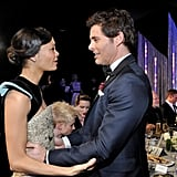 Pictured: Thandie Newton and James Marsden