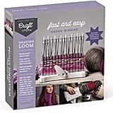 Craft Crush Weaving Loom Kit