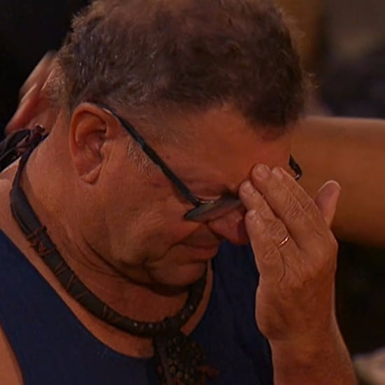 Steve Price Cries at Messages From Home on I'm a Celebrity