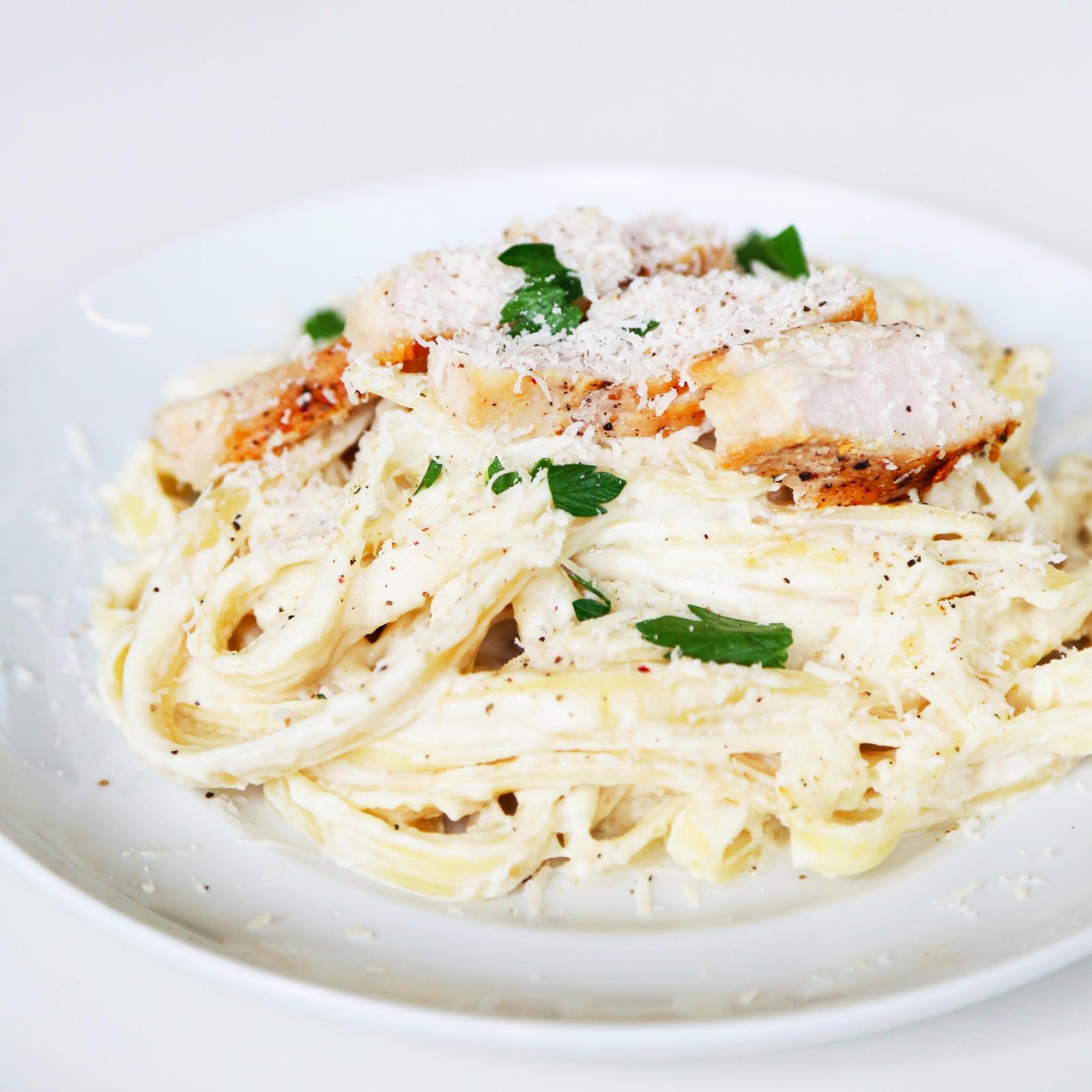 Olive Garden Alfredo Recipe