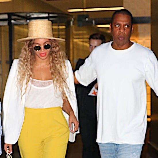 Beyonce and Jay Z Out in NYC May 2016