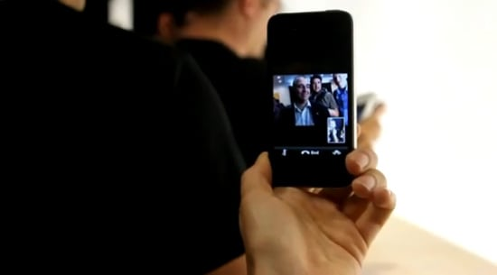 Next iPod Touch Coming With FaceTime?