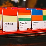 Playful Place Cards