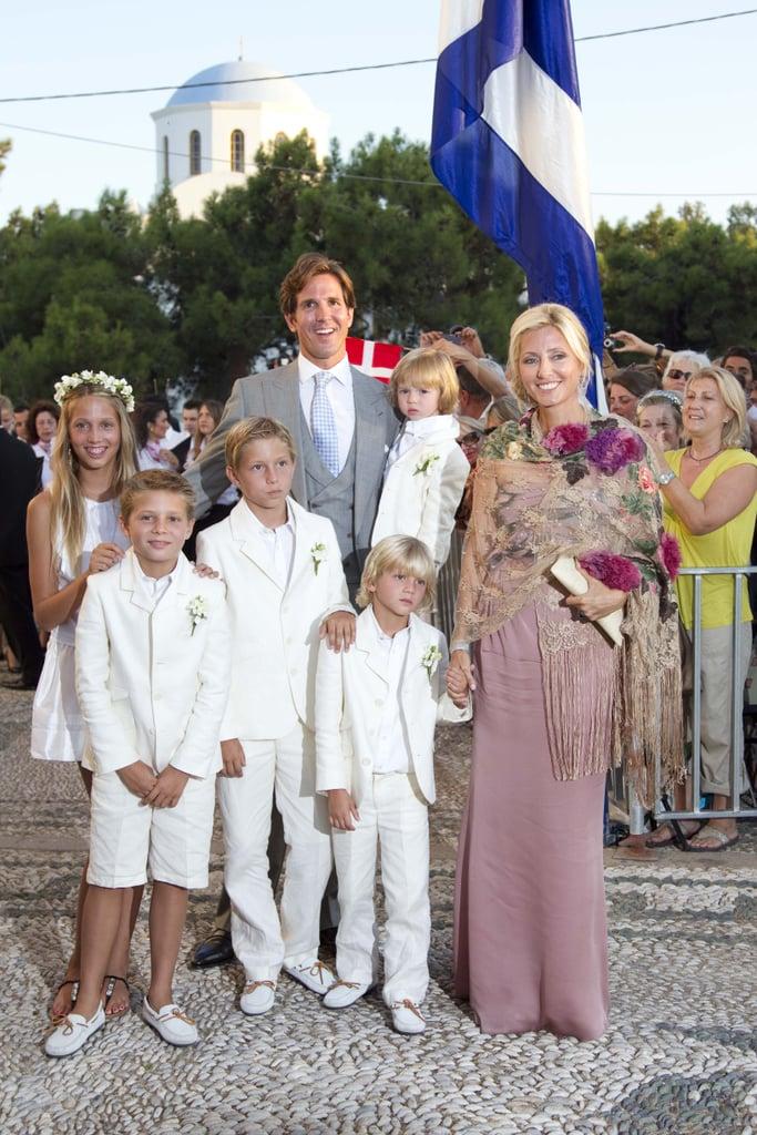 Greece Royal Family