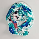 Brighten up your outfit with a multicolored pop of vibrancy. AEO Ikat Loop Scarf ($20)