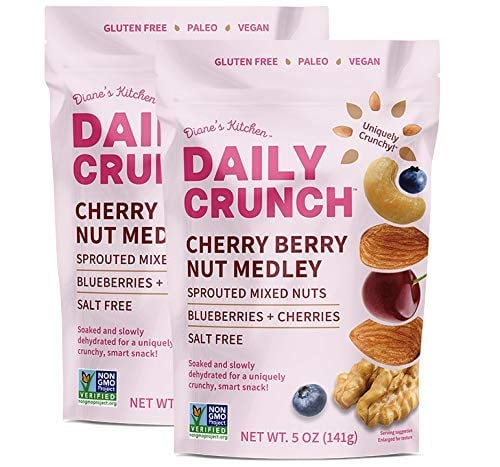 Daily Crunch Cherry Berry Nut Medley
