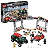 Lego Speed Champions Mini Cooper S Rally and 2018 Mini J