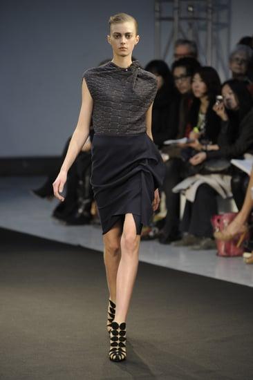 Paris Fashion Week: R.M. By Roland Mouret Fall 2009