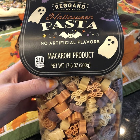 Aldi Is Selling Halloween-Shaped Pasta For $2!
