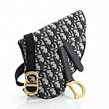 Dioe Saddle Cloth Belt Bag