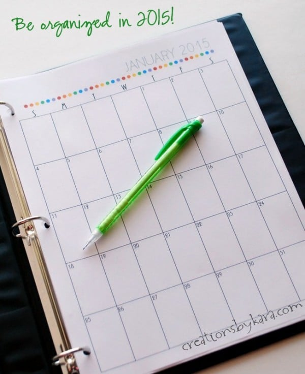 Darling Day Planner