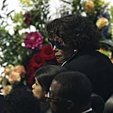 Katherine Jackson and Blanket Jackson