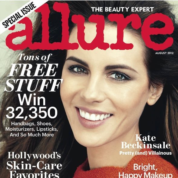 Kate Beckinsale Allure Magazine Cover August 2012