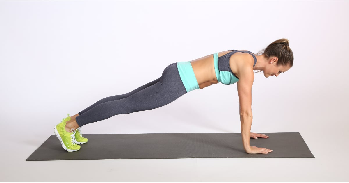 Strong Abs Start With This 7-Minute Workout