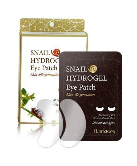 Elisha Coy Snail Hydrogel Eye Patch