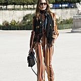Paris Fashion Week, Day 4