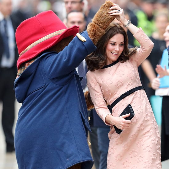 Kate Middleton Third Pregnancy Pictures