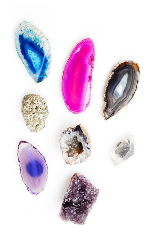 gemstone magnet set 38 23 50 gifts for
