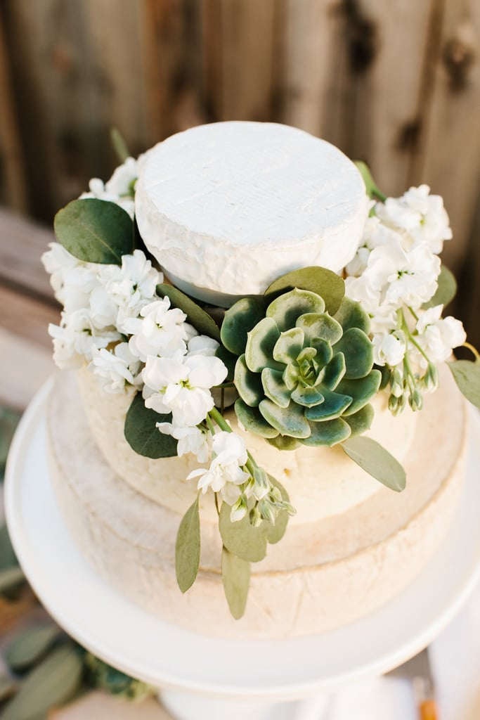 Cheesy Wedding Foods
