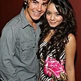 Zac Efron et Vanessa Hudgens en 2005