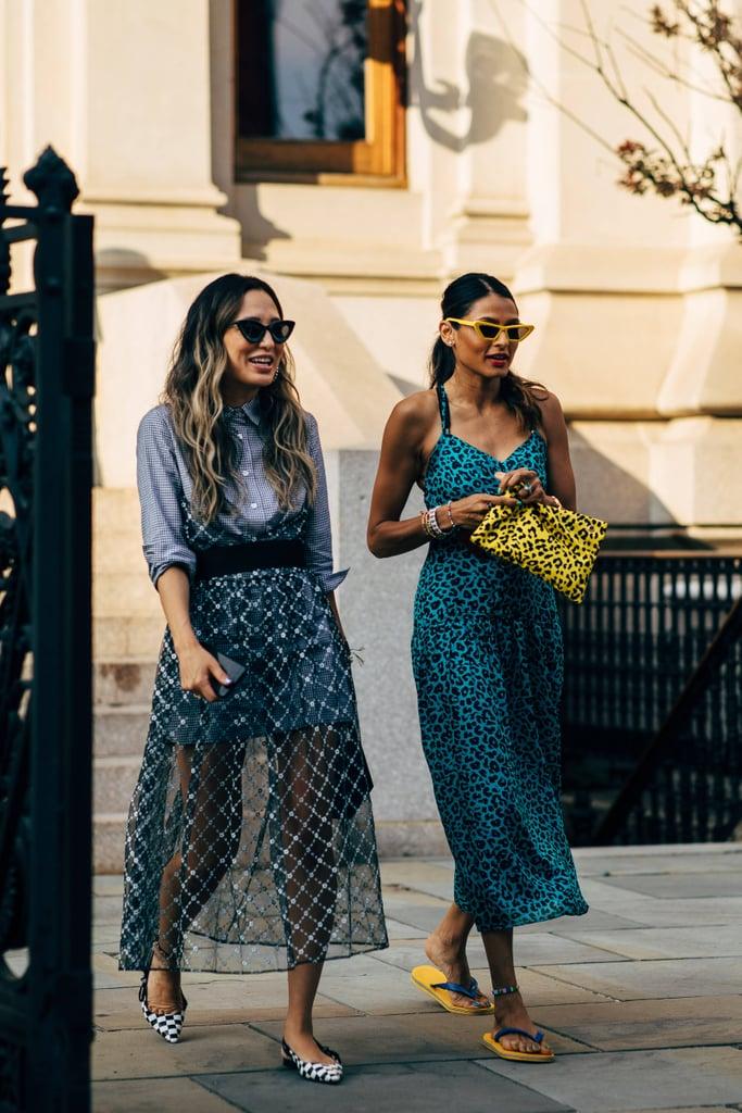 new york fashion week street style spring 2019 popsugar fashion uk