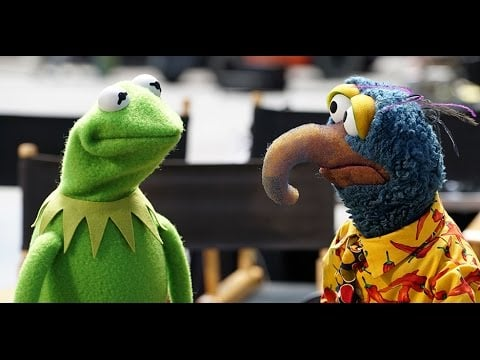 Watch the trailer for The Muppets