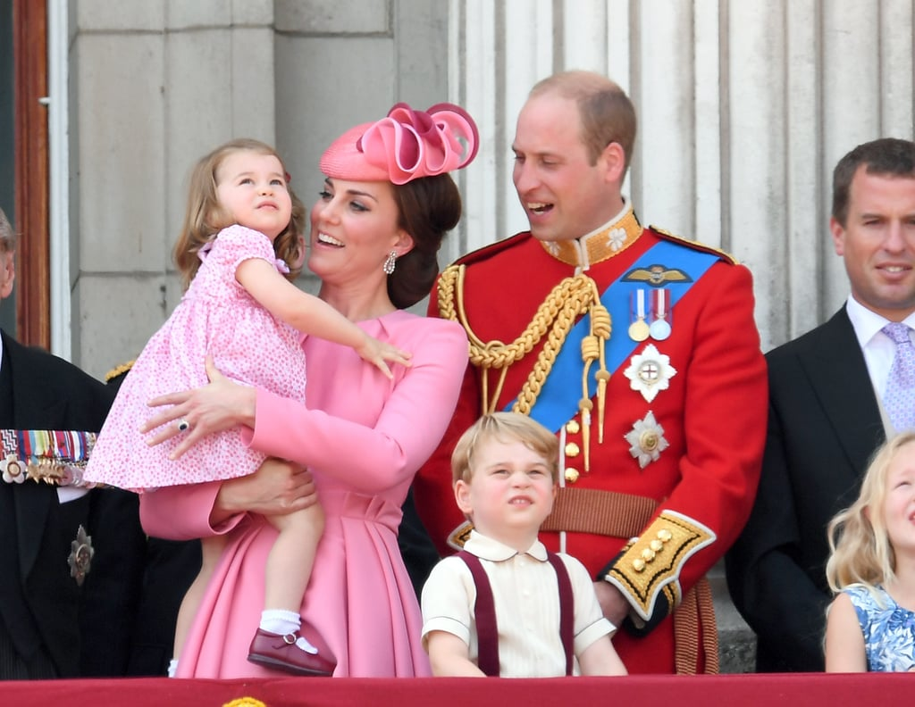 Remember Matching Outfits With Your Mum? So Will Princess Charlotte One Day