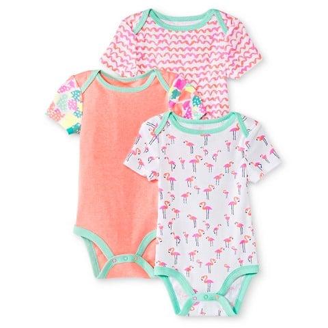 Oh Joy! For Target Newborn Onesies Set