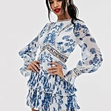 ASOS Design Toile Mini Dress