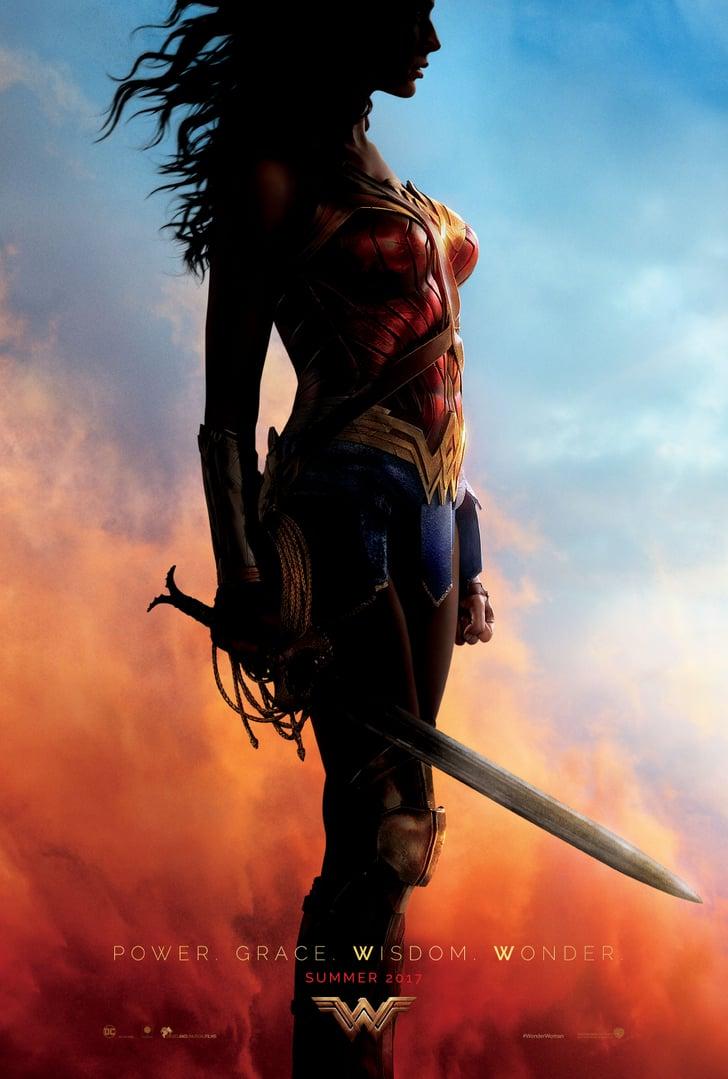 Wonder Woman Movie Details Popsugar Entertainment