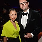 Pictured: Tatiana Maslany and Kristian Bruun