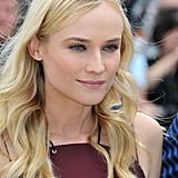 Diane Kruger put on a smile for the jury photocall at the Cannes Film Festival.