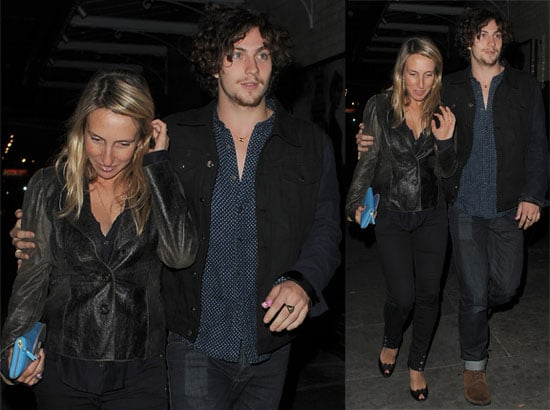 PIctures of Sam Taylor-Wood and Aaron Johnson Out in London After Baby Wylda Rae's Birth