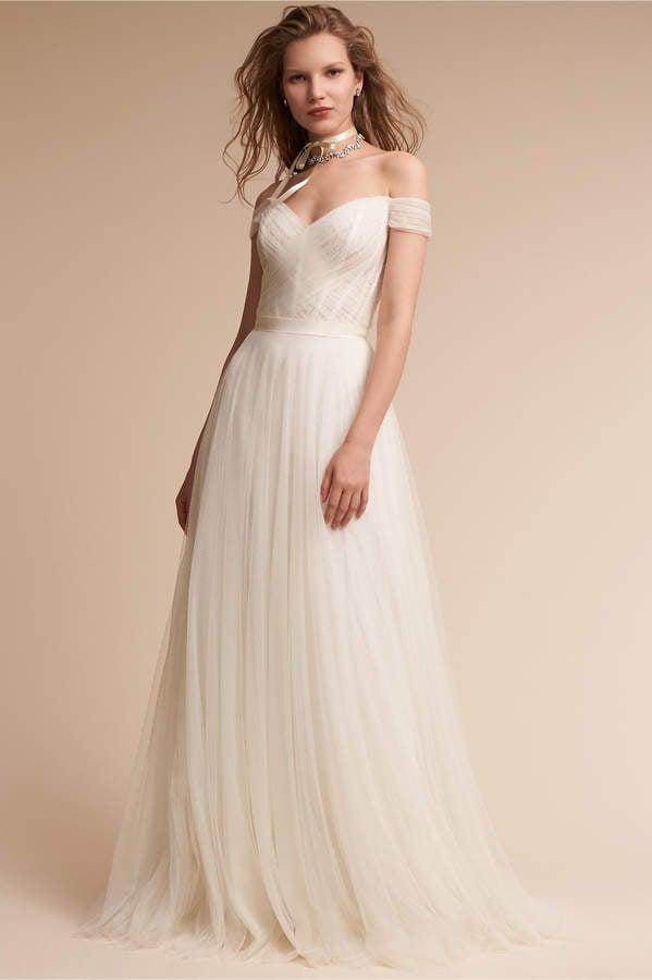 BHLDN Heaton Gown