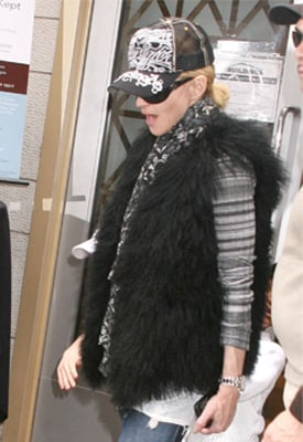 Madonna to Launch Clothing Line Christian Audigier