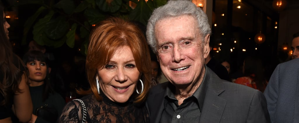 Regis Philbin's Wife Remembers Her Husband After His Death