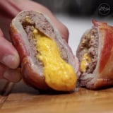 We Are Not Worthy of These Heaven-Sent Bacon-Wrapped Cheeseburger Bites