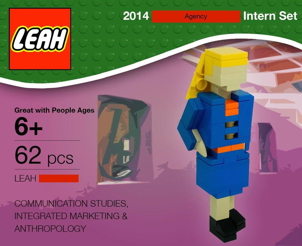 The Lego Résumé That Puts Everyone Else's to Shame