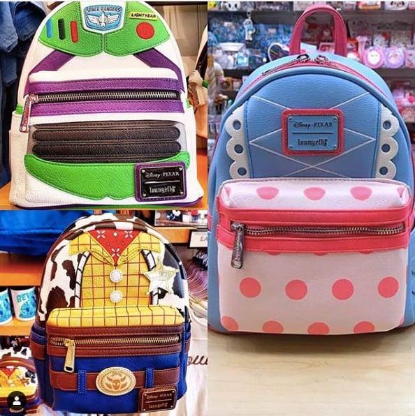 d2695de1abc Toy Story Backpacks