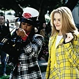 """Dionne and I were both named after famous singers of the past who now do infomercials."" They also roamed campus together in killer plaid. Source: Facebook user Clueless"